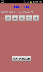 Algebra 102 APK screenshot thumbnail 13