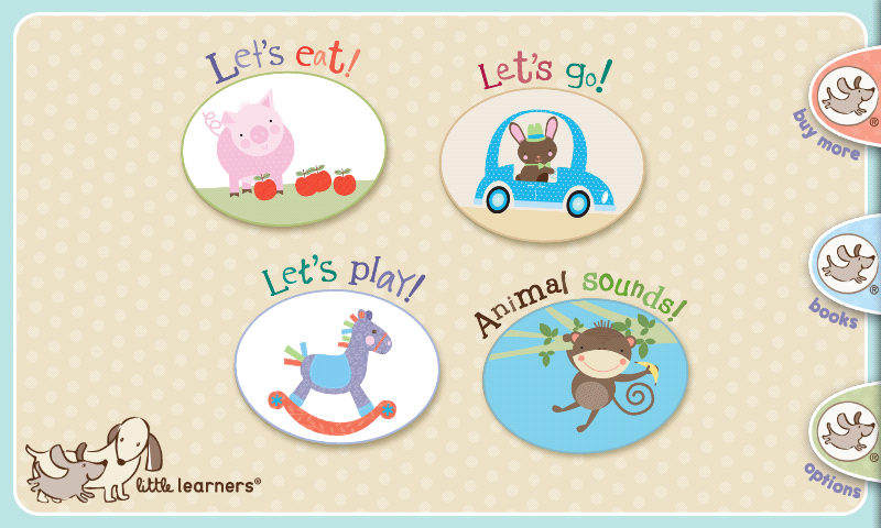 Little Learners Play and Learn- screenshot