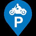 Hong Kong Motorcycle Parking icon