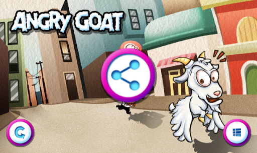 Angry Goat: Escape