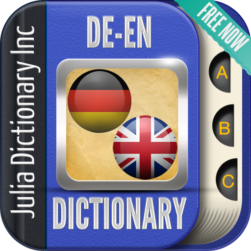 German English Dictionary LOGO-APP點子