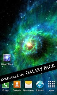 Vortex Galaxy Screenshot 3