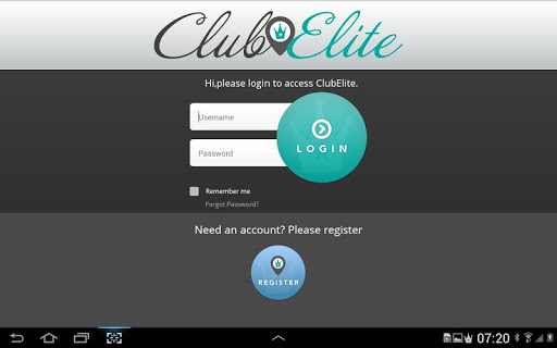ClubElite Merchant
