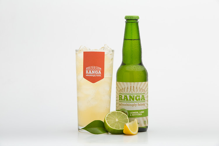 Logo of Ranga Alcoholic Lemon Lime & Bitters