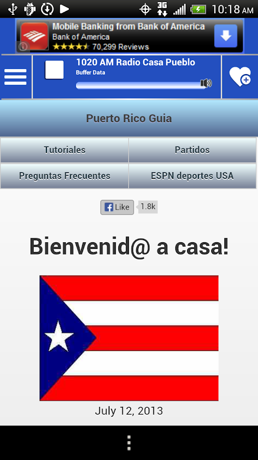 Puerto Rico Guide News N Radio - screenshot