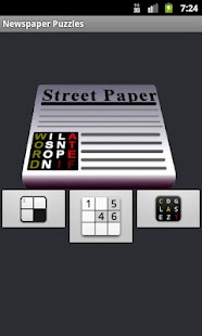 Newspaper Puzzles - screenshot thumbnail