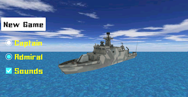 Screenshot of Sea Battle 3D