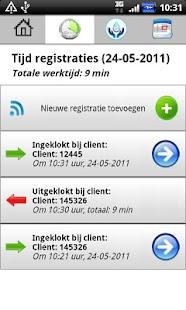 Zorg App voor de thuiszorg- screenshot thumbnail