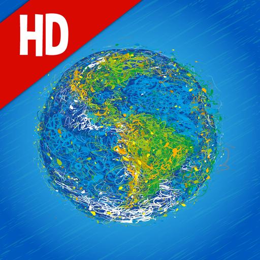 又在何方? HD Geography Quiz 解謎 App LOGO-硬是要APP