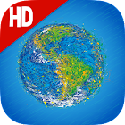 又在何方? HD Geography Quiz icon