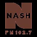 Nash FM 102.7 WXBM icon