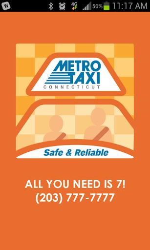Metro Taxi Connecticut