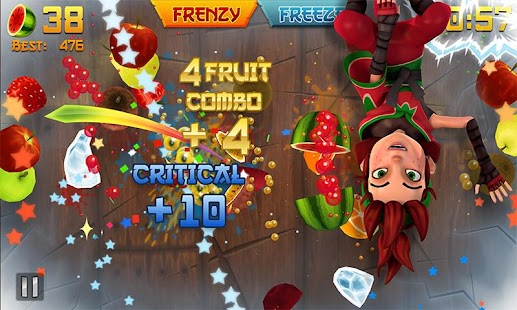 Fruit Ninja Free Screenshot 15