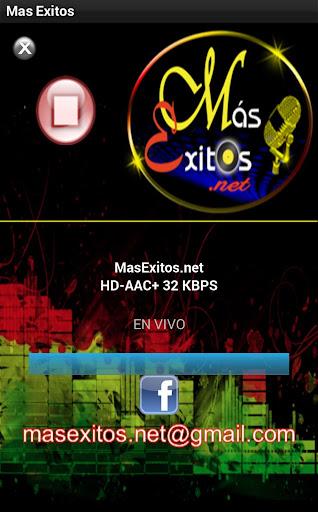 Mas Exitos Radio