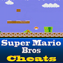 Super Mario Bros Cool Cheats logo