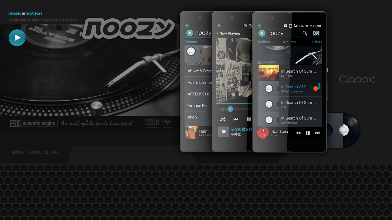 noozy - screenshot