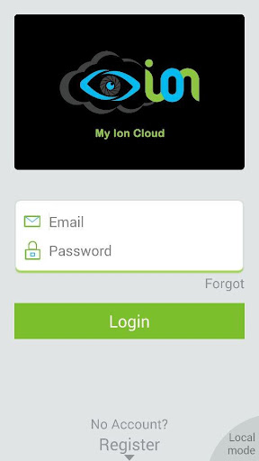 My Ion Cloud