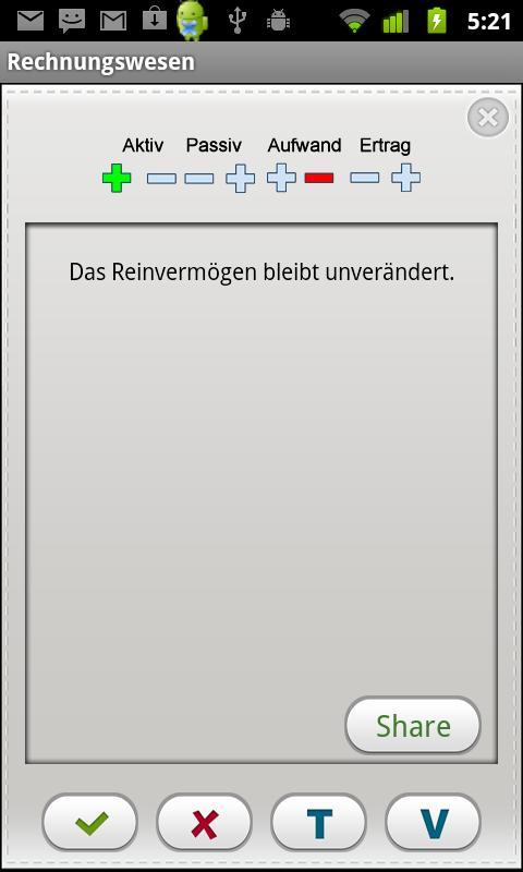 WG BWL RW Recht VWL WG LernApp - screenshot