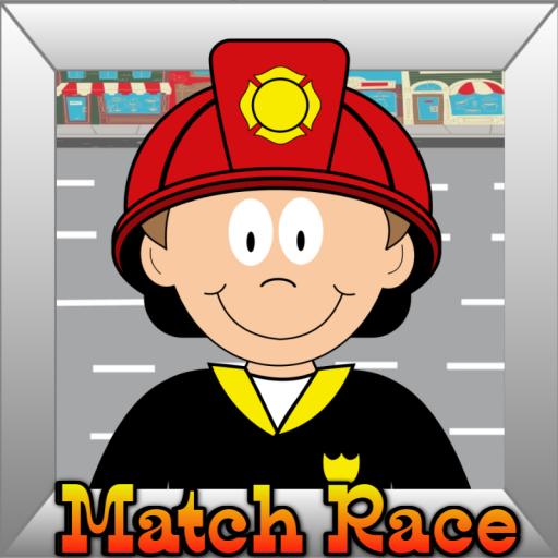 消防员儿童游戏免费 教育 LOGO-玩APPs