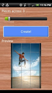 Jigz Lite: Jigsaw Puzzle Maker - screenshot thumbnail