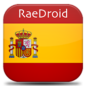 Spanish RAE dictionary