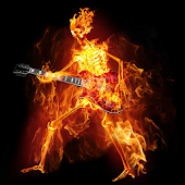 Fire skeleton LW