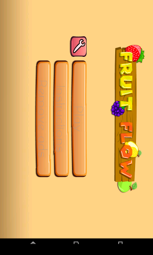 Fruit Flow Puzzle Game