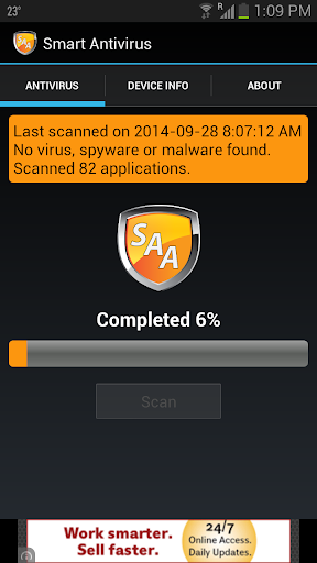 Smart Android Antivirus