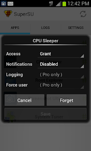 CPU Sleeper 4.0.4 Universal- screenshot thumbnail