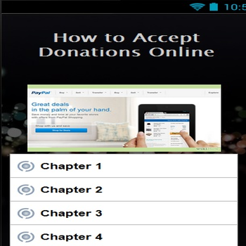 【免費通訊App】How to Accept Donations Online-APP點子