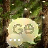 GO SMS Pro Theme forest Buy
