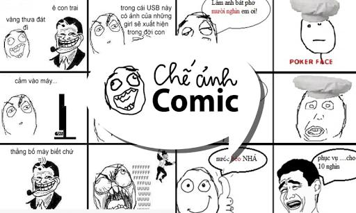 Chế Ảnh Rage Comic
