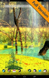 Ducks 3D Live Wallpaper FREE screenshot 12