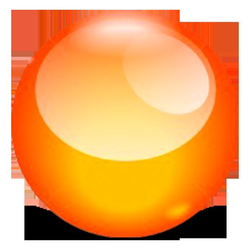 GLASS BALL LOGO-APP點子