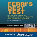 Ferri's Best Test logo