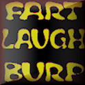 fart laugh burp piano logo