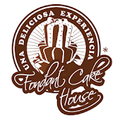 Fondant Cake House