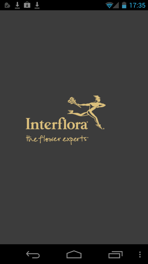 Interflora - Official - screenshot