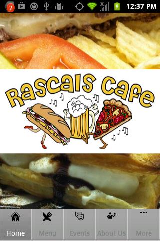Rascals Cafe