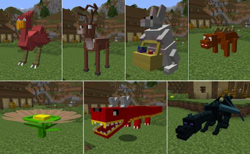 Скачать мод на животных в Майнкрафт 1.13 1.10.2 1.8.9 1.8 ...