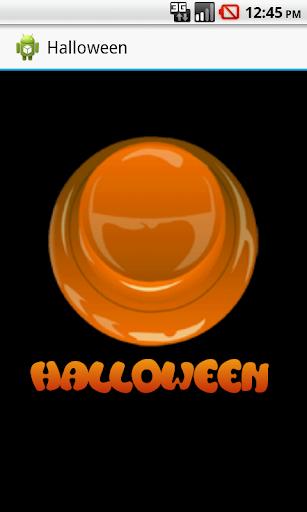Halloween Sounds Button