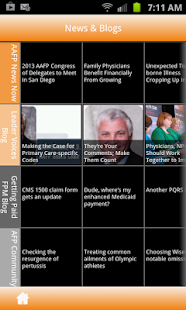 AAFP - screenshot thumbnail