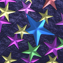 Stars 3D Free Live Wallpaper icon