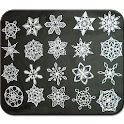 How to do Paper-cut Snowflake