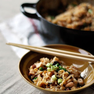Chinese No Clay Pot Chicken Casserole.