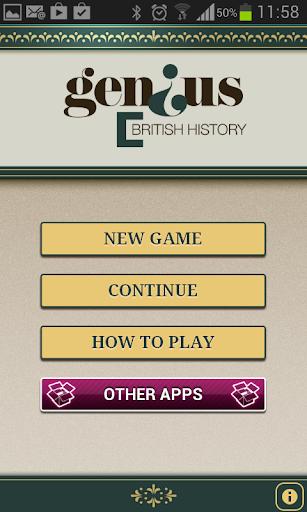 Genius British History Lite