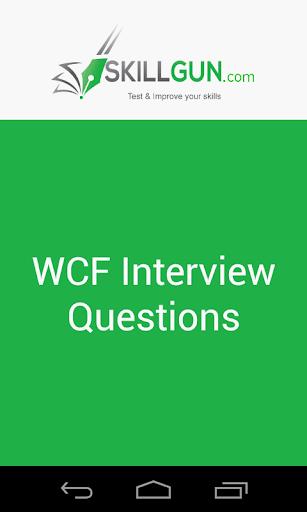 WCF.Net Interview Questions