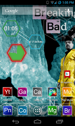 Breaking Bad Nova Apex