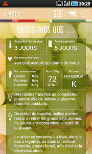 Primeurs Fruits Légumes screenshot 3