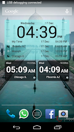 Bob's World Clock Widget Screenshot 7